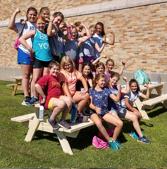 2021 Summer Camps for Girls - Girls at Work